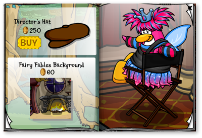 Club Penguin Fairy Fables Page Four