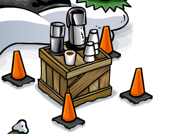 Club Penguin Music Jam Construction