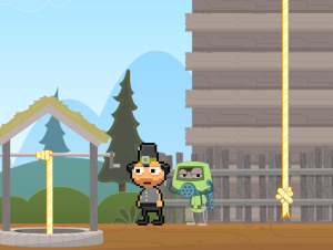 Early Poptropica