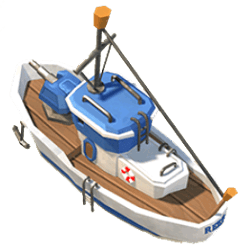 Boom Beach Gunboat