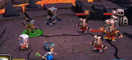 Dungeon Boss Chapter 15 Final Battle